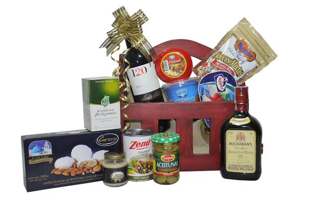 anchetas navideñas gift basket bogota colombia empresariales